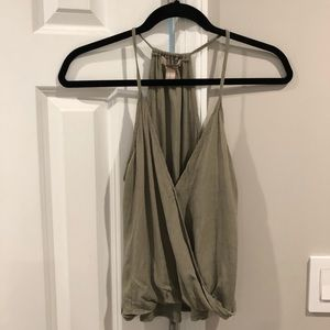 Forever 21 Green Camisole